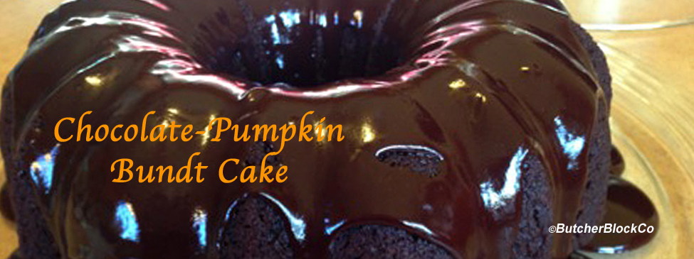 Fall Baking Secret Ingredient is Pumpkin!