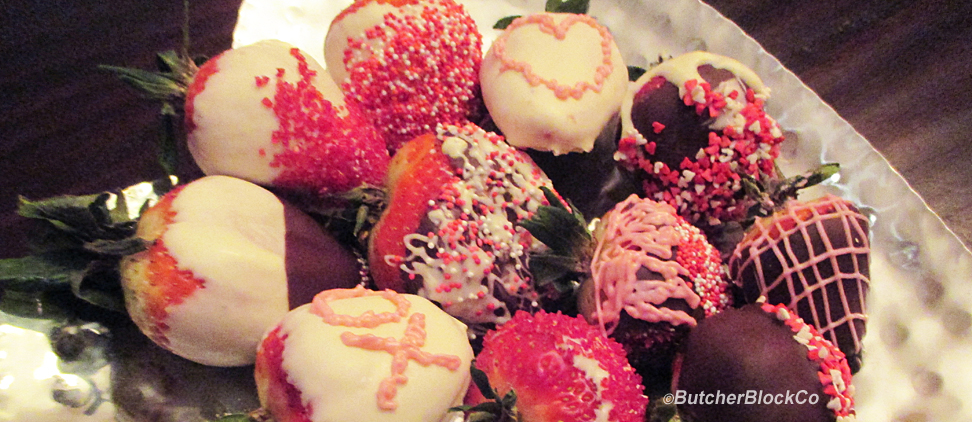 Chocolate Covered Strawberries – How Romantic!