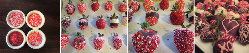 chocolate covered strawberries 2