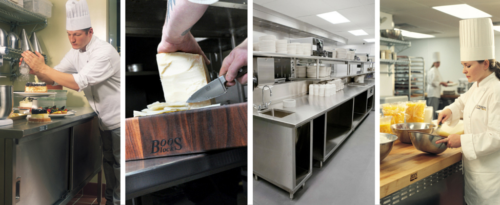Outfit Your Restaurant or Commercial Kitchen with Butcher Block Co.