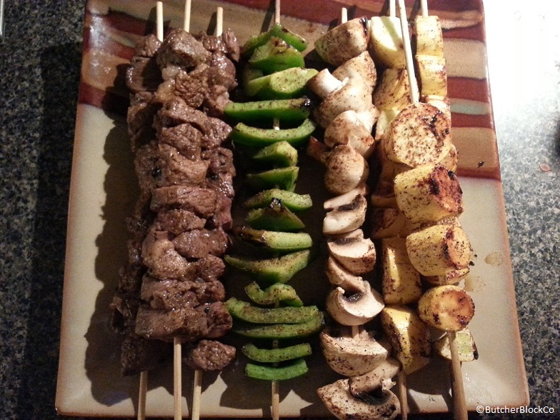 Fun Food Kabobs