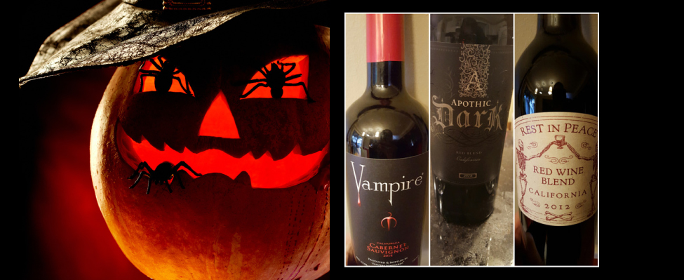 Halloween Wines Are Spooky Good!
