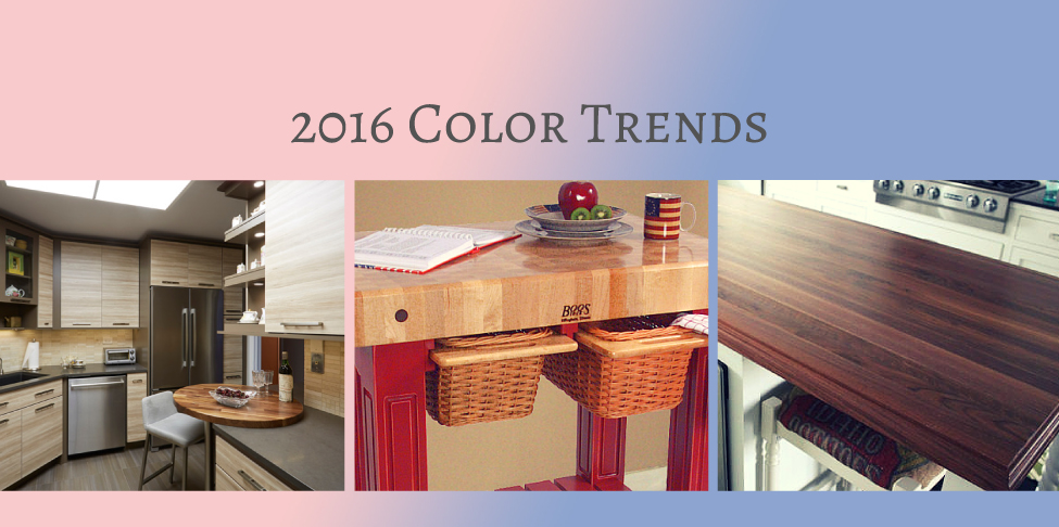 2016 Kitchen Color Trends