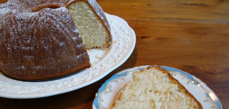 Celebrating Presidents' Day with Mary Todd Lincoln's White Cake