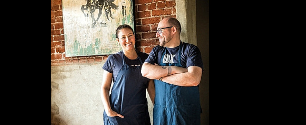 Acclaimed Chef Couple Opens Unique SuperBite Restaurant in Portland