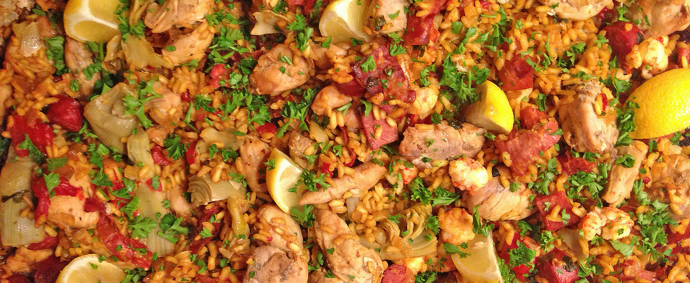 Try Our Spanish Paella – Meat and Seafood Recipe