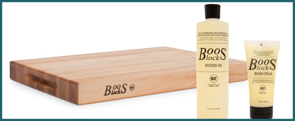 Antimicrobial Efficacy of Oiled John Boos Cutting Boards Is Validated