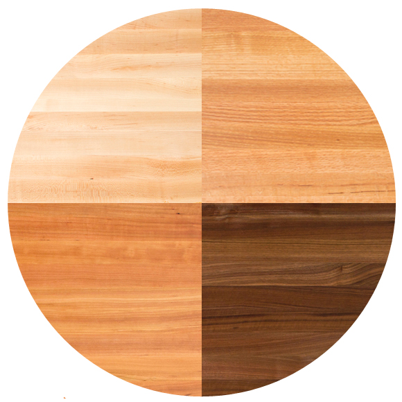 STEP 1: CHOOSE A WOOD SPECIES, GRAIN STYLE U0026 FINISH