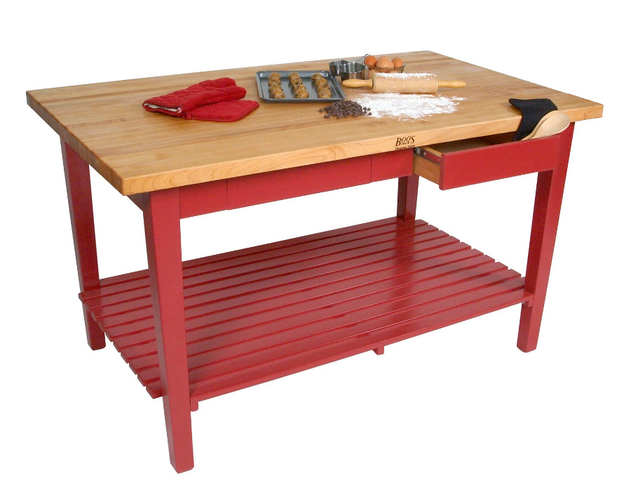 Attractive Butcher Block Tables
