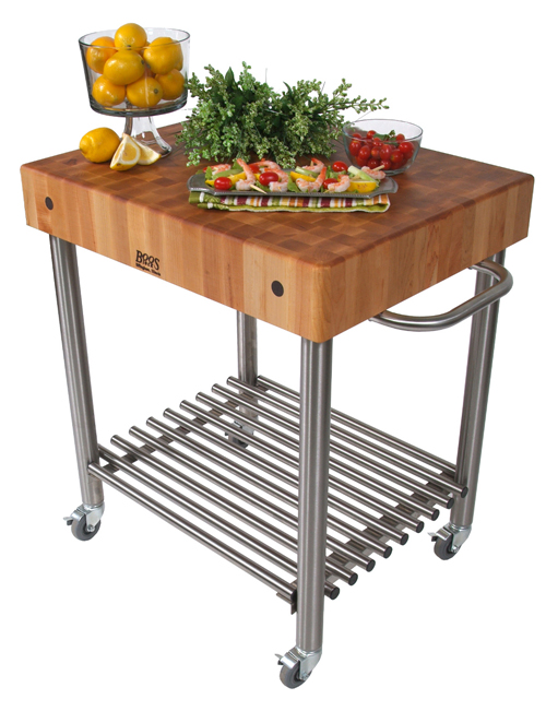 John Boos Kitchen Cart